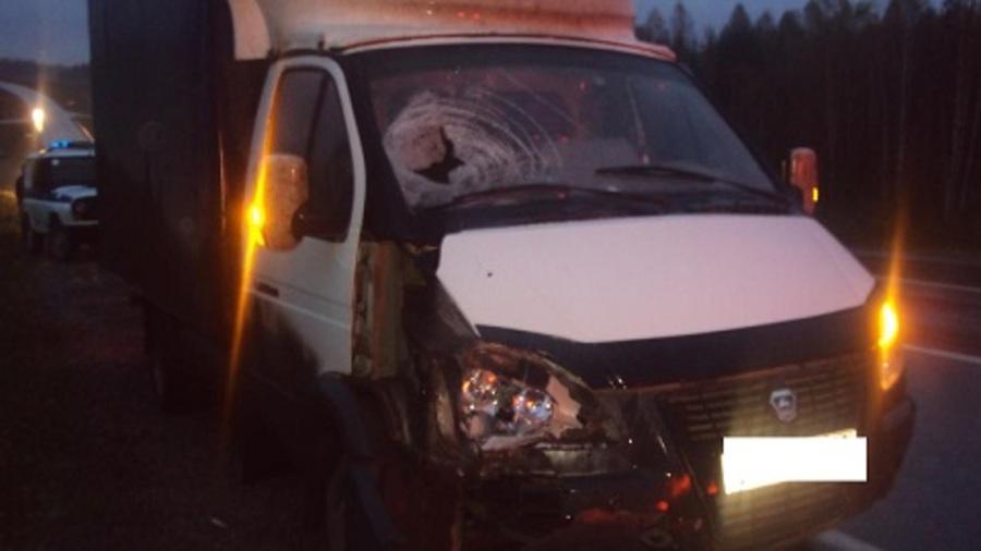 В Пермском крае под автомобилями погибли два пешехода