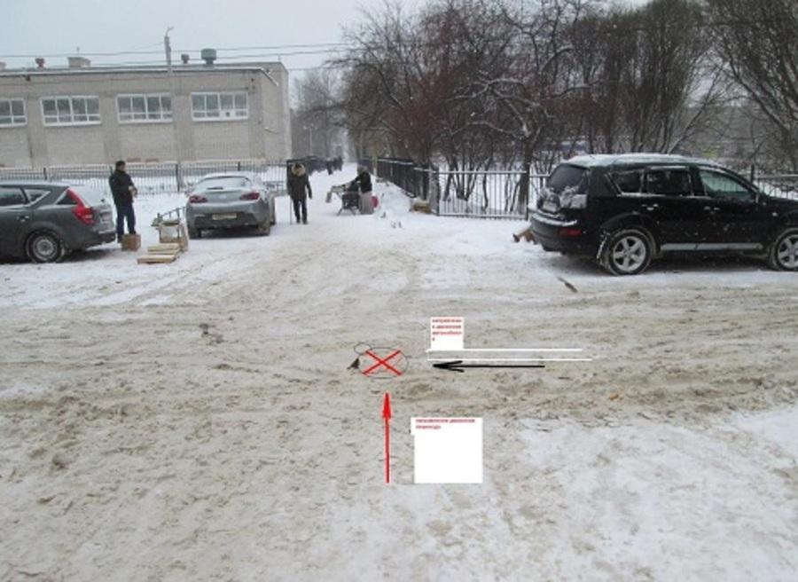 В Перми ведется розыск водителя, сбившего девушку