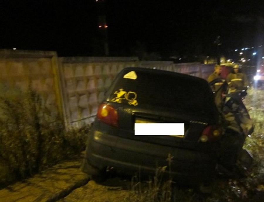 В ДТП в Соликамске погиб водитель Матиза - фото 1