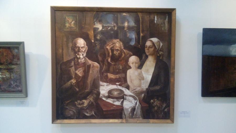 В Перми открылась выставка картин Тимофея Коваленко - фото 1