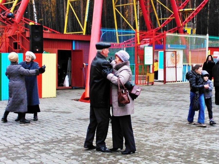 В Кировском районе Перми прошел праздник пожилых - фото 3