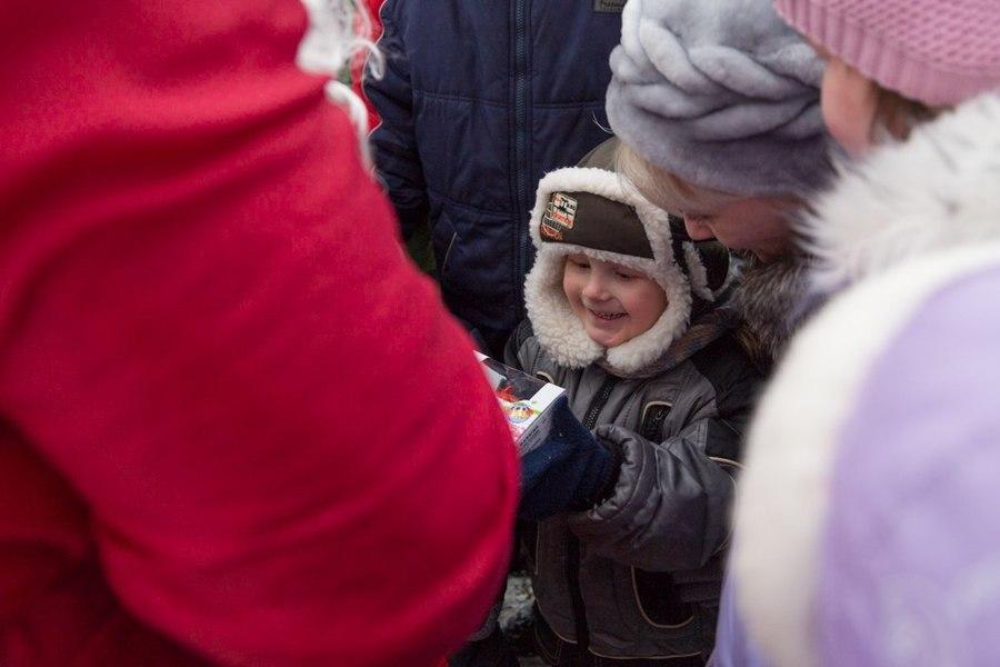 В Прикамье исполнятся новогодние желания всех детей-сирот