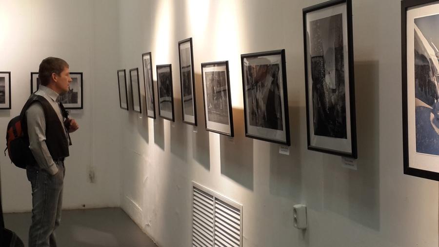 В пермской Арт-резиденции открылась фотовыставка «Время»
