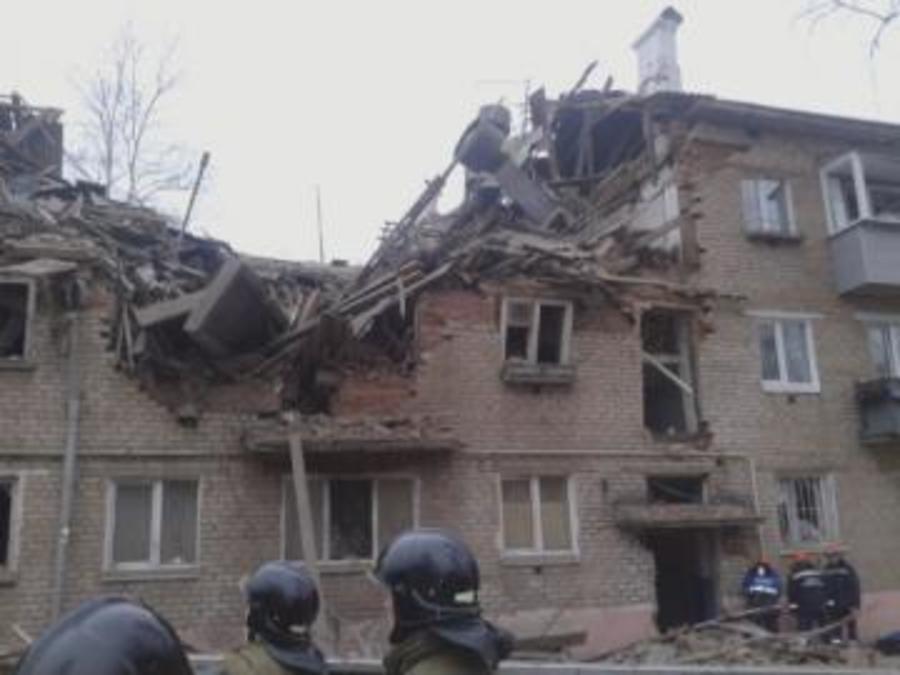 При взрыве дома в Перми погиб один  и пострадали 10 человек - фото 1