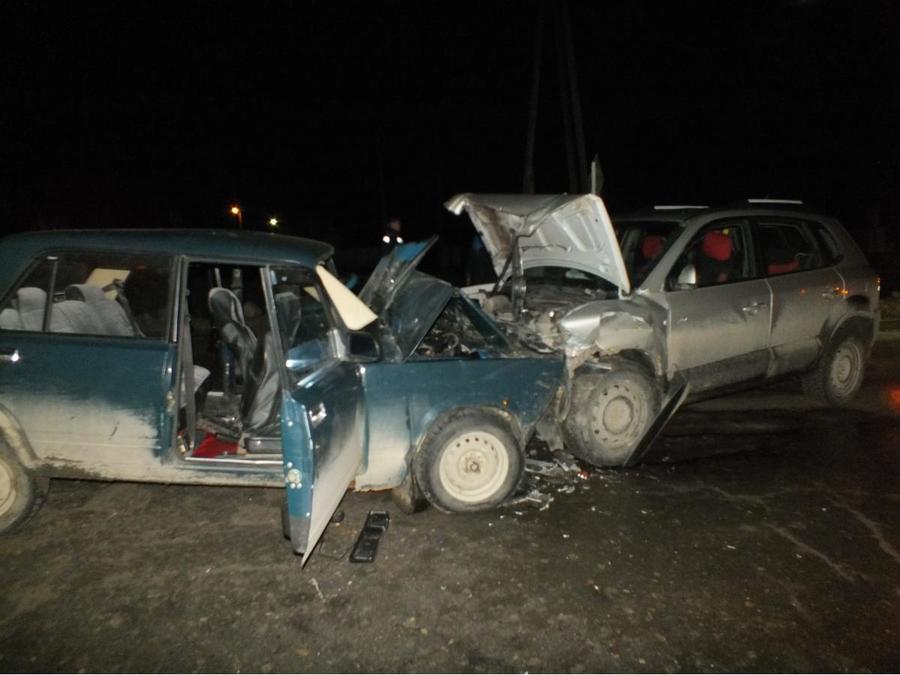 Сегодня утром в ДТП в Пермском крае погибли 4 человека