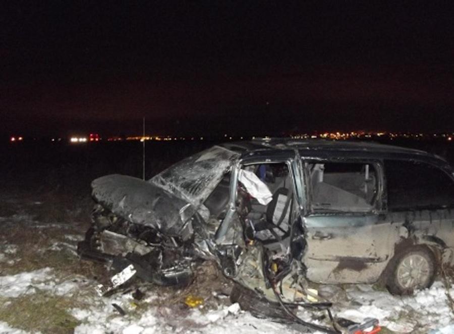 Три человека погибли в ДТП в Пермском районе - фото 1