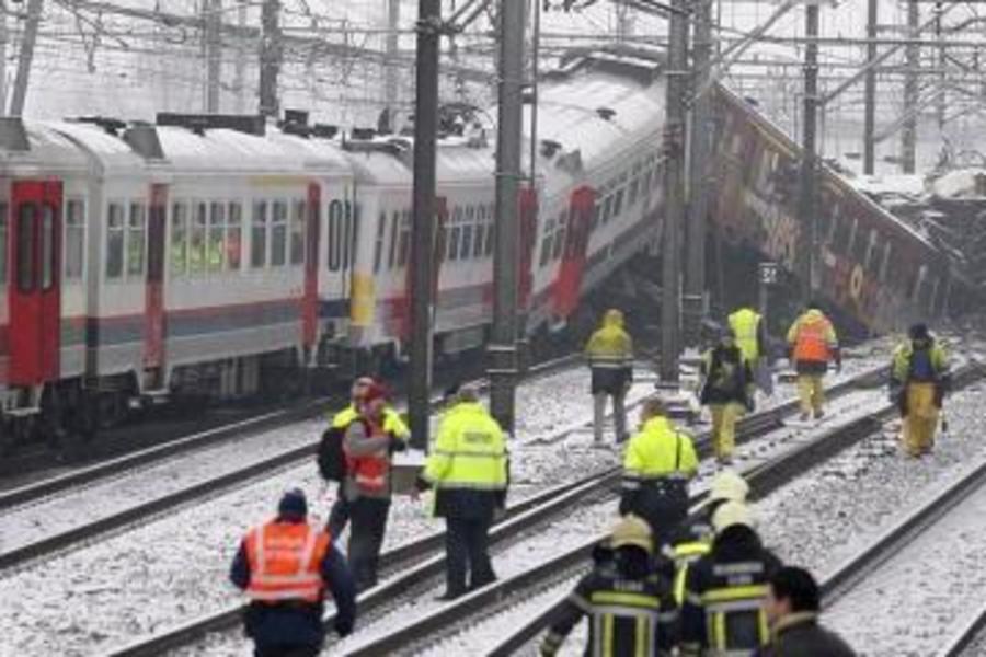 Приостановлено движение поездов по Транссибирской магистрали в обоих направлениях