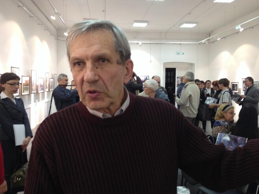 В Перми открылась выставка пермского фотографа - фото 1