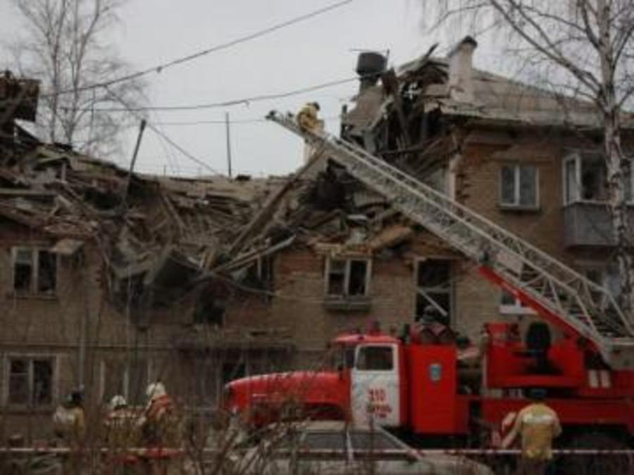 Следствием установлен эпицентр взрыва в жилом доме в Перми