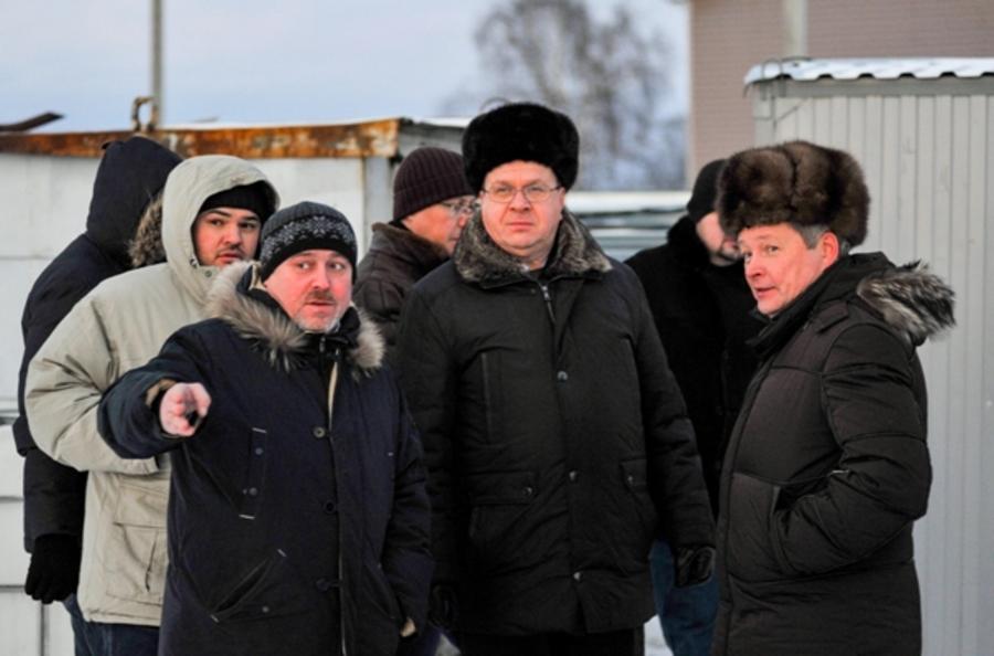 Видеонаблюдение за активностью строителей Усольского-2 будет вестись в режиме онлайн - фото 1