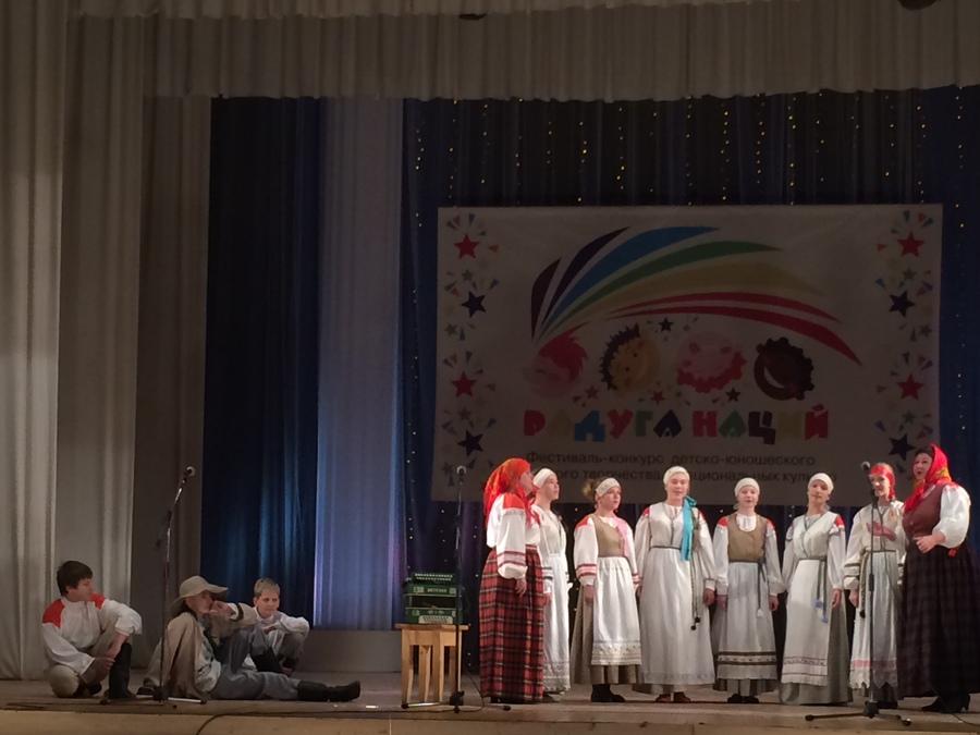 В Перми прошел фестиваль «Радуга наций» - фото 7