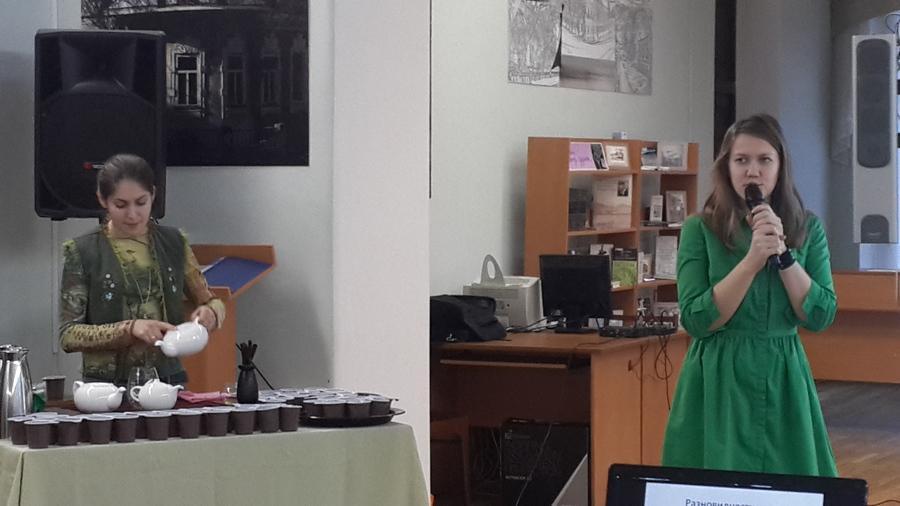 В Перми прошла лекция «Время Ч»