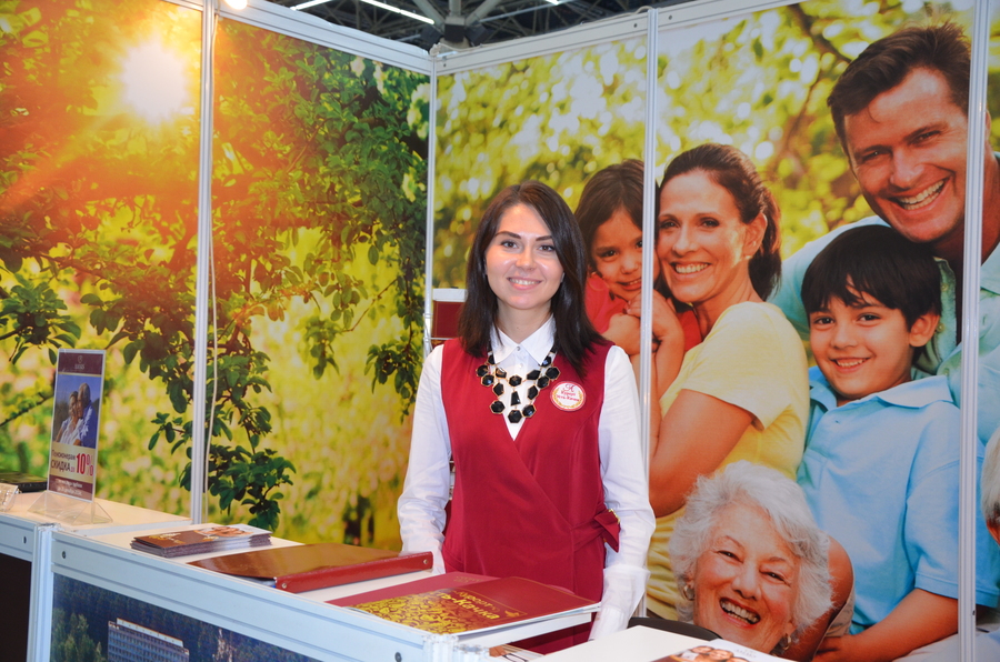 В Перми проходит выставка «Медицина и здоровье»