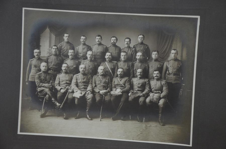 В Перми открылась выставка «Свидетельства Первой мировой»