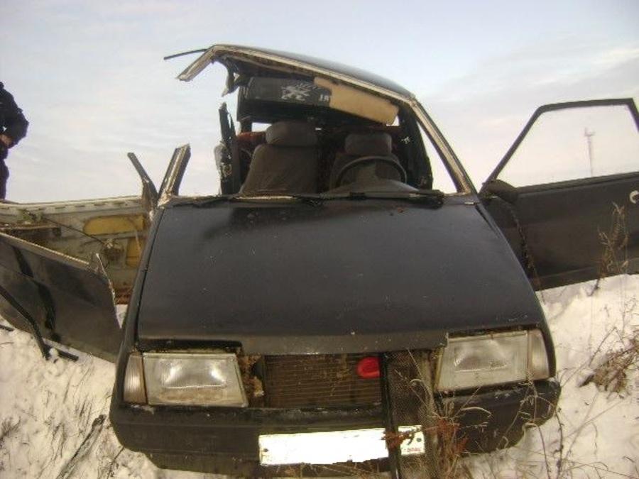 В ДТП в Еловском районе погибла женщина - фото 1