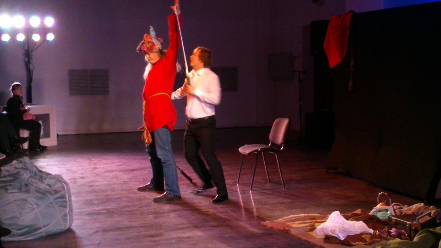 В доме творчества «Губерния» проходит фестиваль театров кукол - фото 1