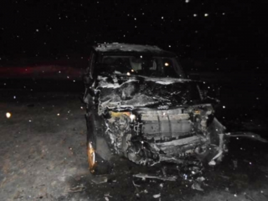 В Кунгурском районе в ДТП погибли три человека