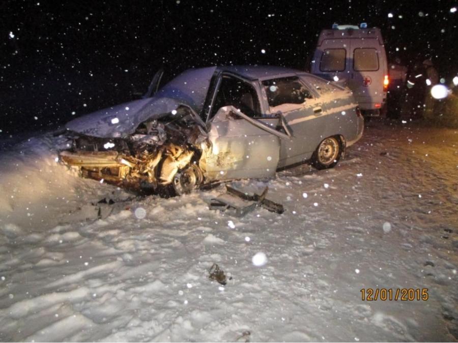 В ДТП в Нытвенском районе ранены трое взрослых и двое детей - фото 2