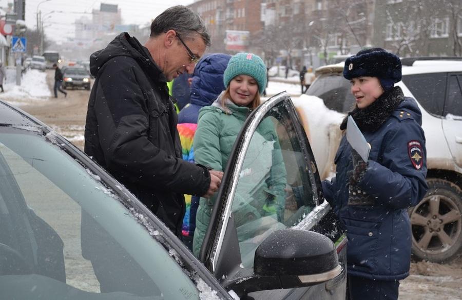 В Перми ГИБДД провела широкомасштабный рейд по пешеходам-нарушителям - фото 1