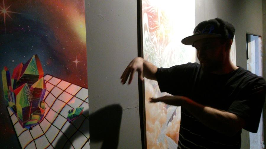 В Перми состоялось открытие выставки «Свет-цвет»