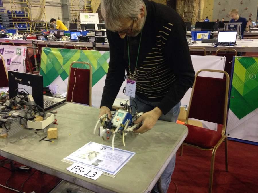 Пермь подверглась нашествию роботов