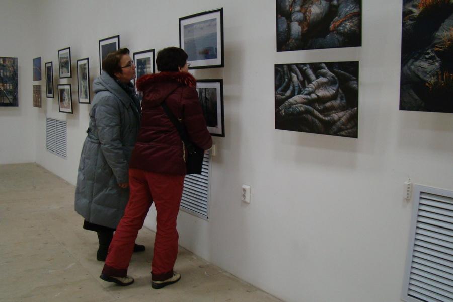 В Перми открылась выставка «Остановки в пути»