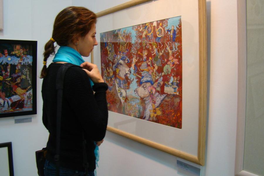 В Перми открылась выставка «Саквояж» - фото 1