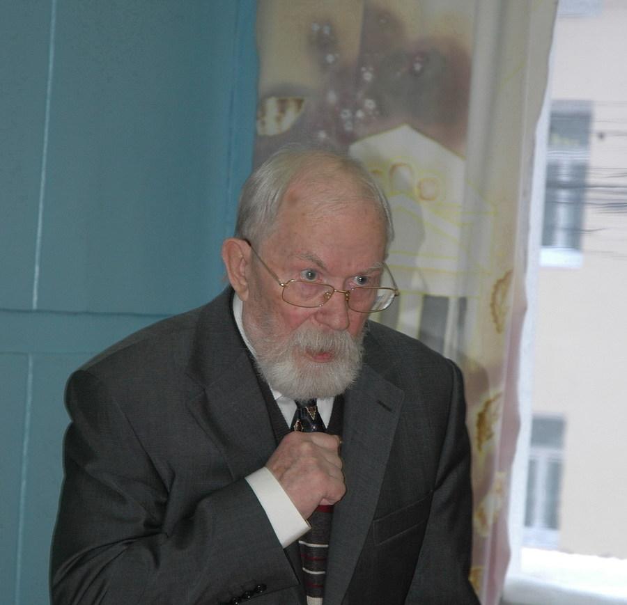 Пермь отмечает 90-летие И. Т. Бобылева