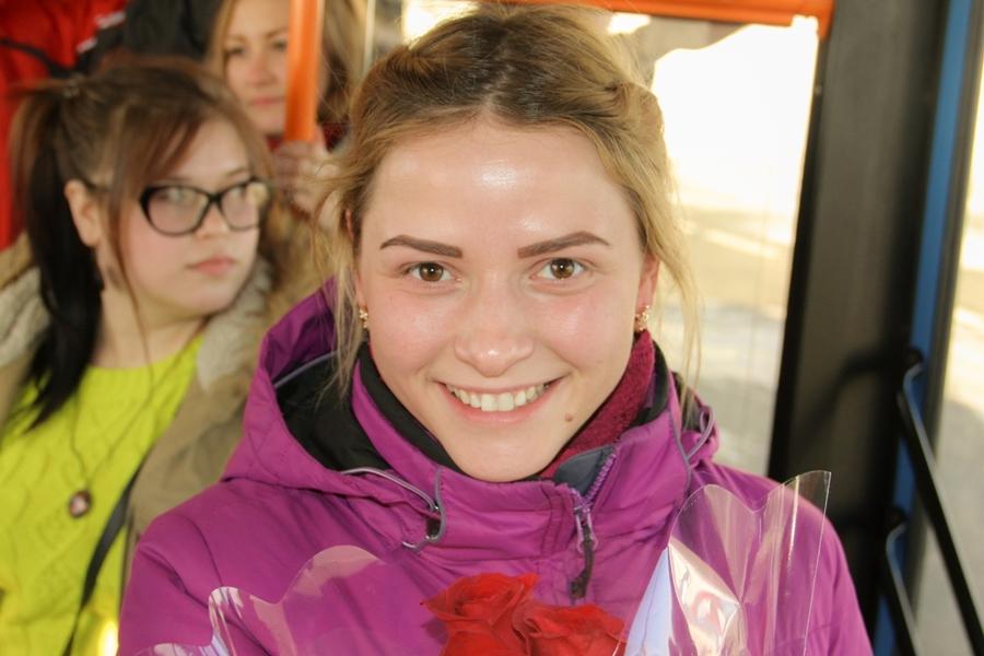 Пермская участница молодежного форума побывала на Байконуре