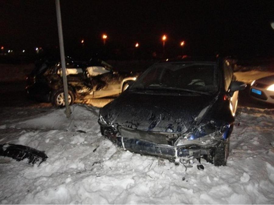 В ДТП в Пермском районе погибла женщина