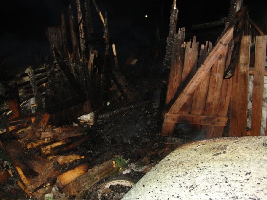 В Пермском районе в горящем доме погибли молодая женщина и мальчик - фото 2