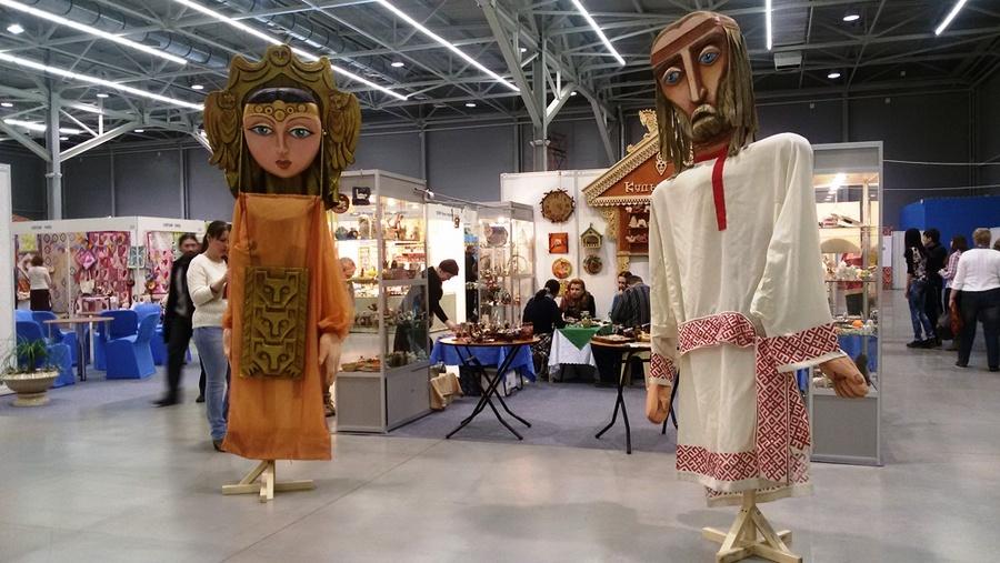 В Перми проходит Ярмарка народных промыслов