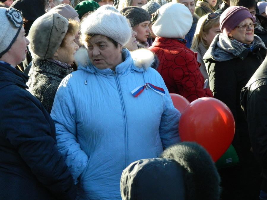 В Перми прошёл митинг в честь присоединения Крыма - фото 8