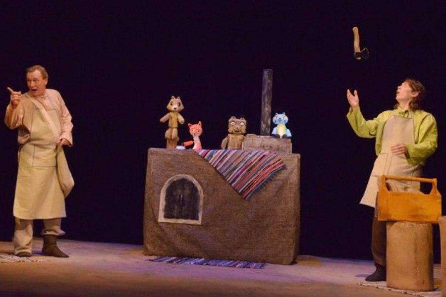 Пермский театр «Туки-Луки» подарил зрителям «Кота в мешке»