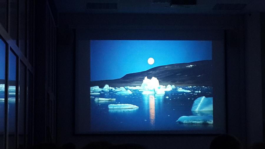 В Перми узнали, как живут среди айсбергов эскимосы