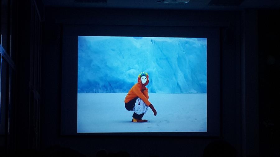 В Перми узнали, как живут среди айсбергов эскимосы - фото 6
