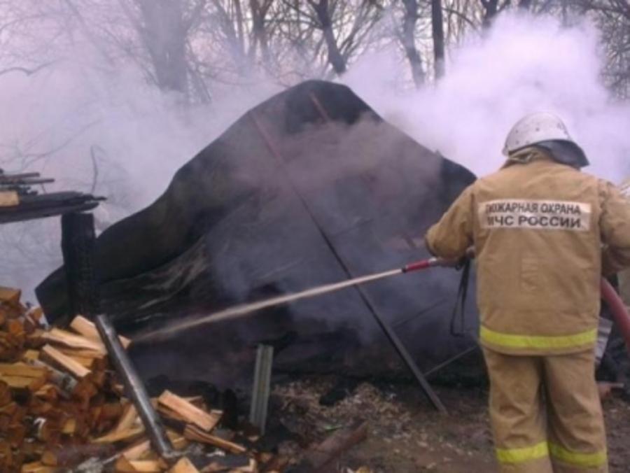 В Пермском крае на пожаре погибла пенсионерка - фото 1
