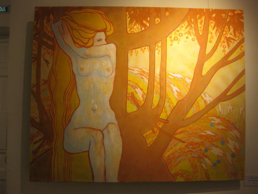 В Перми открылась экспериментальная выставка молодых художниц