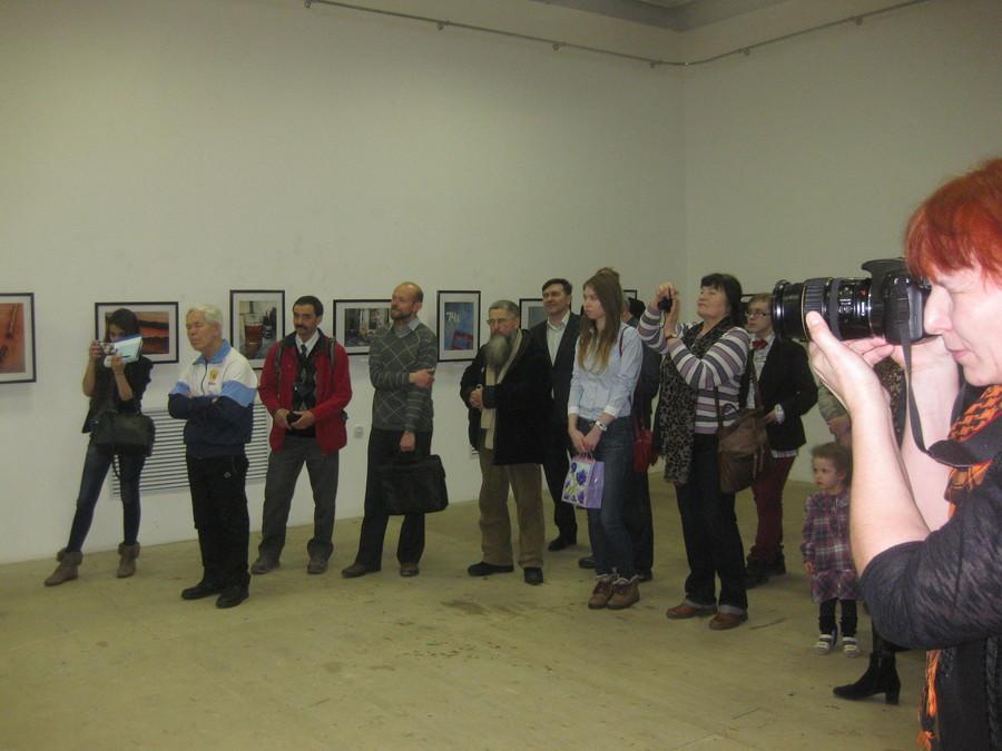 В Перми открылась выставка «Притяжение города»