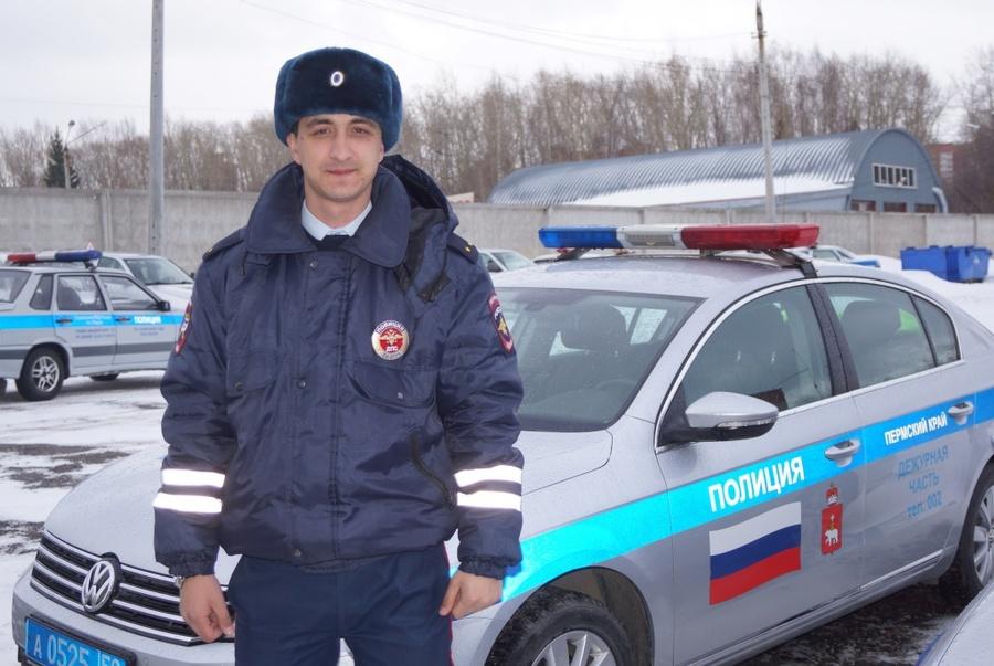 Пермский автоинспектор спас девушку-самоубийцу
