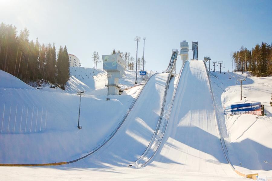 Система SKI-LINE показала свою эффективность на пермских лыжных трамплинах
