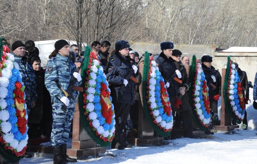 В Пермском крае почтили память погибших милиционеров - фото 3