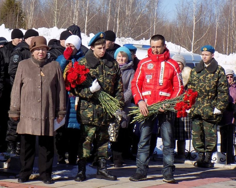 В Пермском крае почтили память погибших милиционеров - фото 5