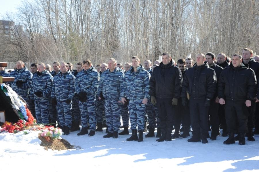 В Пермском крае почтили память погибших милиционеров - фото 7