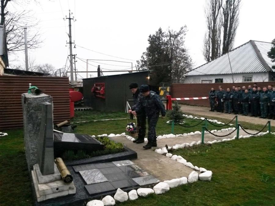 В Пермском крае почтили память погибших милиционеров - фото 11