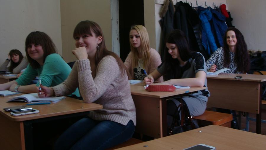 Артист Пермского ТЮЗа Дмитрий Юрков покорил студенток журфака