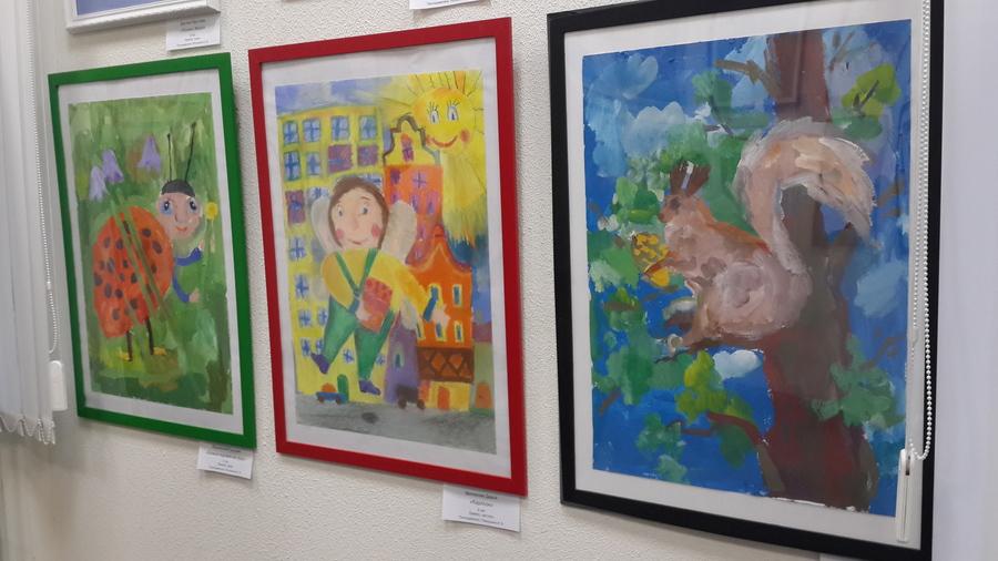 В Перми открылась детская выставка «Разноцветный мир»
