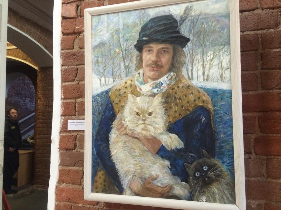 Кошачий Эрмитаж в Перми - фото 1