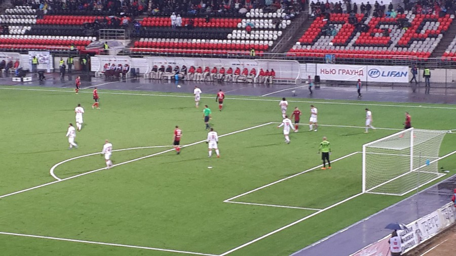 Пермский «Амкар» проиграл «Арсеналу» из Тулы - фото 5