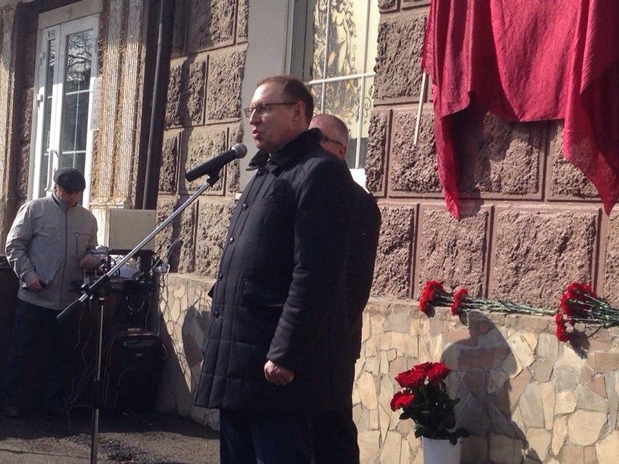 В Перми открыли мемориальную доску Владимира Парфёнова - фото 13